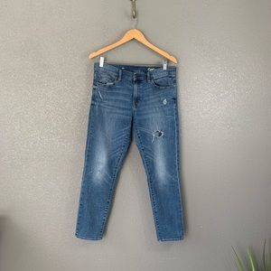 GAP 1969 Girlfriend vintage mid jeans 30